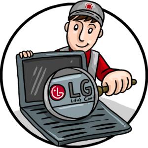 ремонт ноутбуков LG в Иркутске