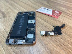 айфон замена разъема зарядки
