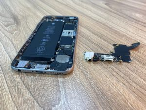 зарядка айфон