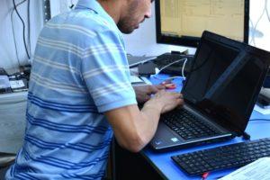 ремонт диагностика ноутбука