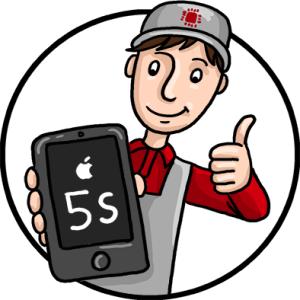 ремонт iphone 5s в Иркутске