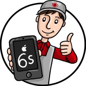 ремонт iphone 6s  в Иркутске