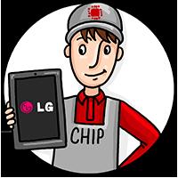 ремонт планшетов LG
